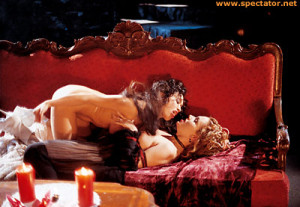 Syren & Ava Vincent in Les Vampyres