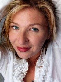 Headshot of Heather Corinna, founder of Scarleteen