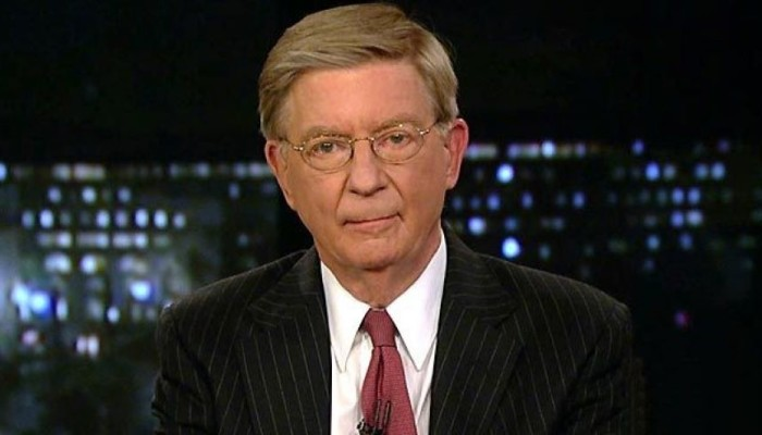 "There's something about George Will that just screams ""asshole,"" even when he's not saying anything."